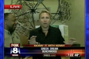 Cary Harrison_FOX 8 Green Dream CLIP-1