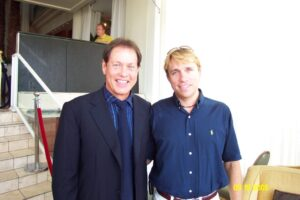 Cary Harrison_Harrison & Rick Dees1
