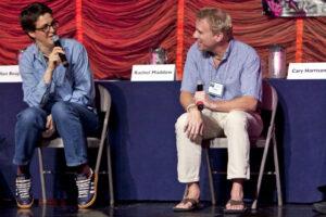 Cary Harrison_Rachael-Maddow_Harrison-PV-Panel