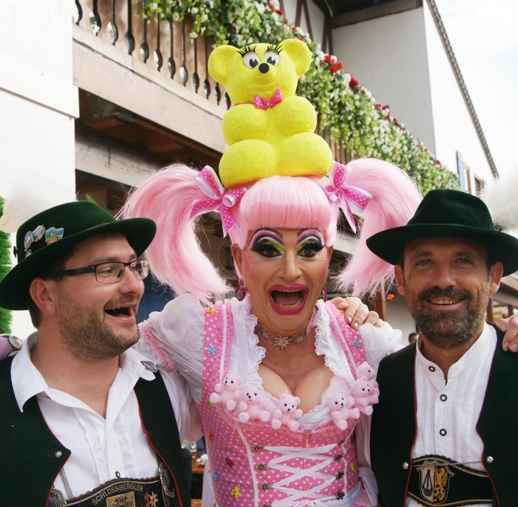 Germany, Above & Below: Sound of Music, Oktoberfest